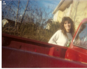 This is my mom way back when, it's the only good picture I have of her anymore.