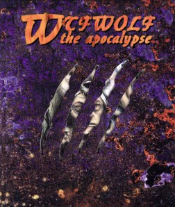 "Werewolf The Apocalypse Role-Playing Game by the ""World Of Darkness"""