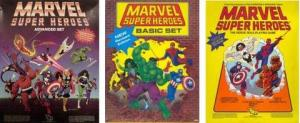 The Marvel Super-heroes Role-Playing Game