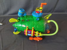 The Turtle Sub, man I loved this thing.