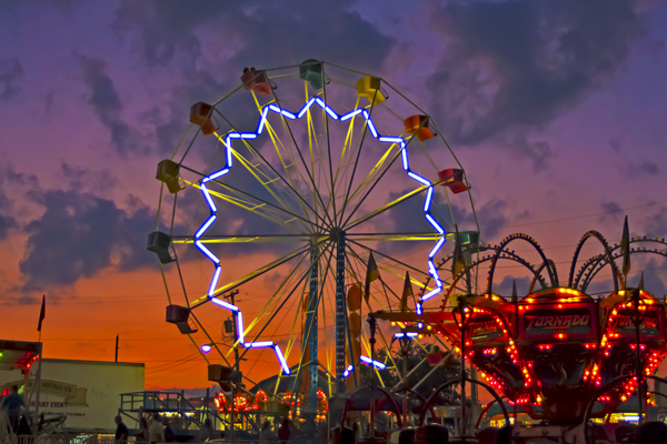 The Grant County Fair